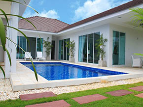 White Stone Villas - Luxury Pool Villas