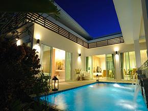 Sivana Gardens Pool Villas - South Hua Hin