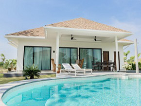 The Grove Pool Villas - Hua Hin